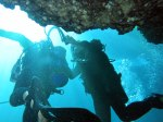 Cavern Diving: Yes. – Cave Diving: Nope!